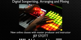 Ableton Live Course Cover