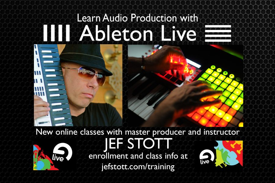 Audio Production classes