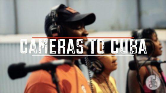 Cameras to Cuba